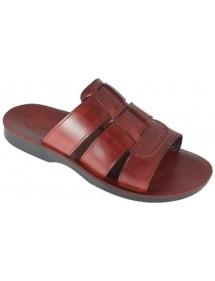 Pánské kožené pantofle - Kamose