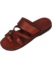 Kožené pantofle - Narmer
