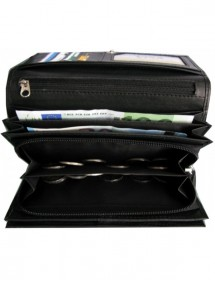 Kožená kabelka kab10 (24x18x9)