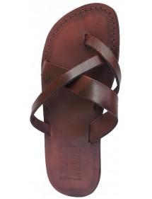 Unisex kožené sandále Takelot