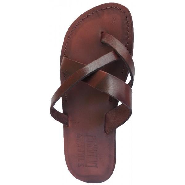 Kožené sandále 009 Takelot