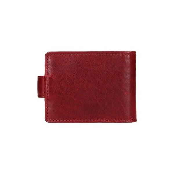 Peněženka kožená dámská černá VK71