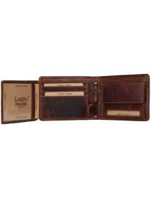 Dámska kožená kabelka Vera Pelle L177M