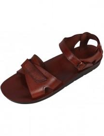 Pánské kožené sandály - Apopi