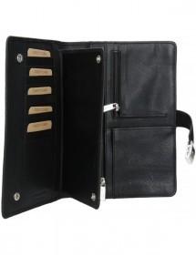 Dámska kožená kabelka Vera Pelle L175N