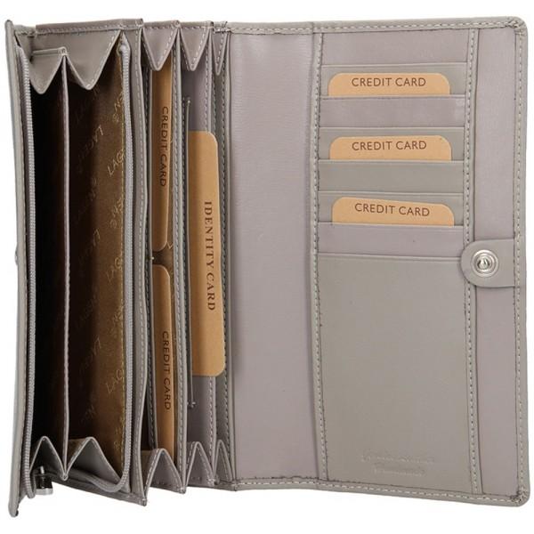 Lagen peňaženka kožená pánska 02310008