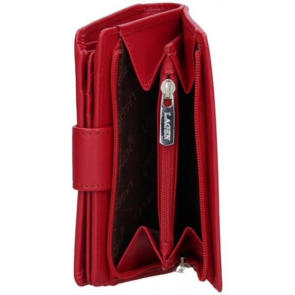 Lagen pánská peněženka kožená 5113 multi