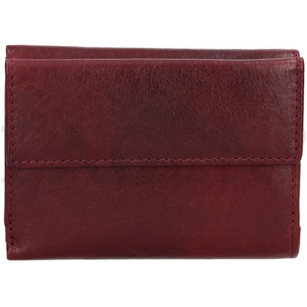 Lagen pánská kožená peněženka hnědá 51145