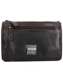 Lagen dámska peňaženka kožená červená 3534/t