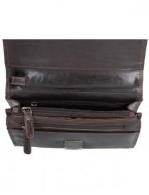 Lagen dámska peňaženka kožená vínová 3534/t