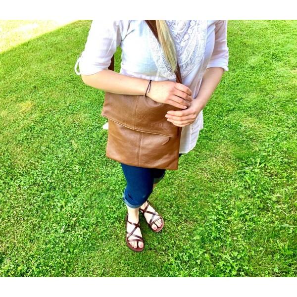 Lagen dámska peňaženka kožená 50313 - svetlo modrá