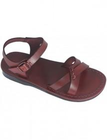 Dámské kožené sandály - Eseta
