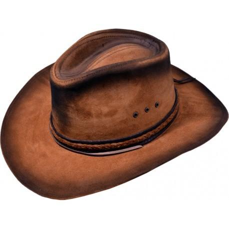 Kožené klobouky