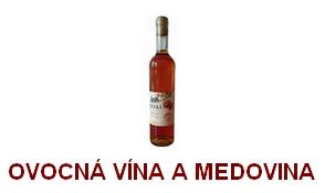 Ovocná vína a medovina